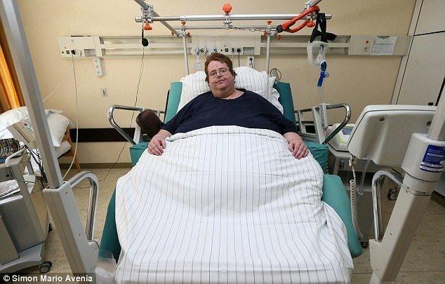Okul takımının kalecisiydi şimdi 400 kilo