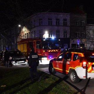 Fransa'da silahlı çatışma