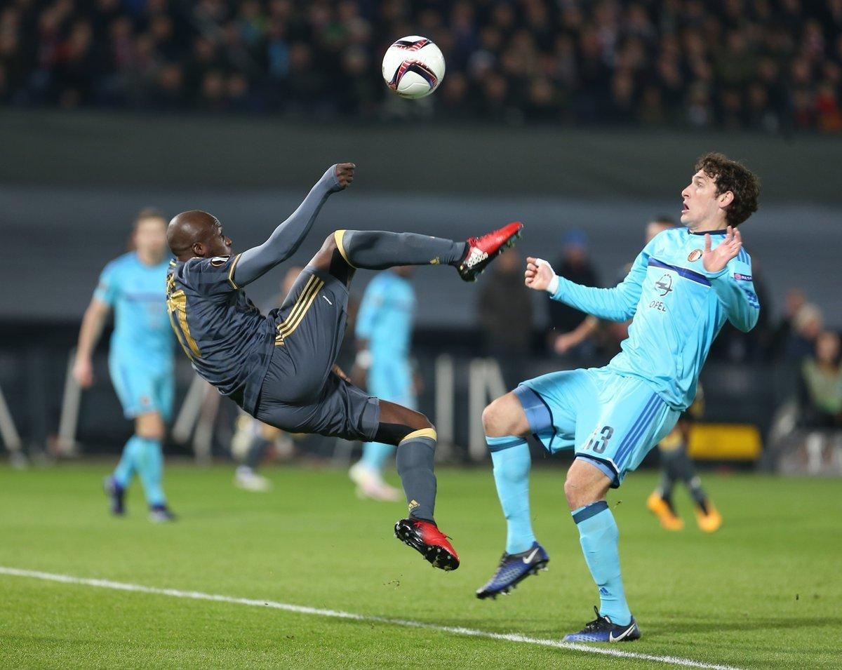 Moussa Sow yine röveşata attı!