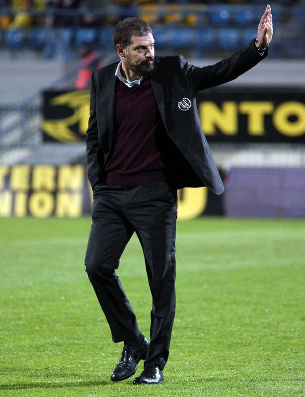 Asteras Tripolis - Beşiktaş maçının fotoğrafları