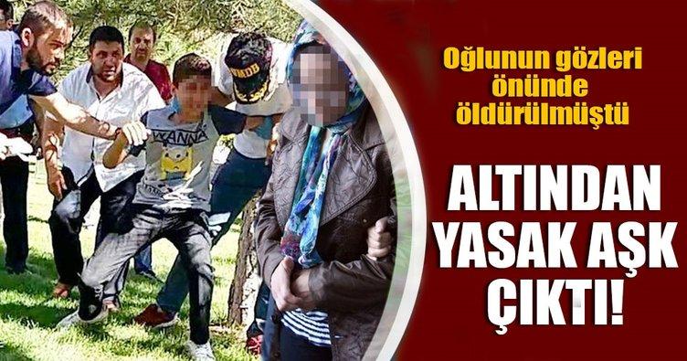 Konya'da parktaki cinayetin altından yasak aşk çıktı