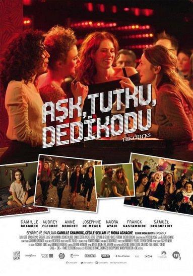 Aşk, Tutku, Dedikodu filminden kareler