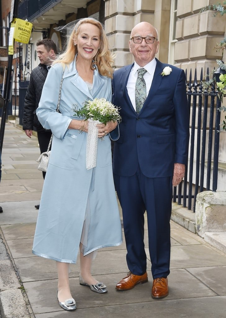 Bir döneme damgasını vuran model 59 yaşında evlendi