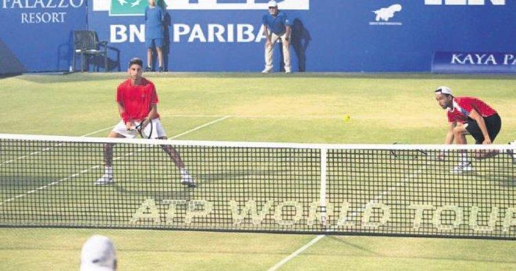 Antalya Open'da heyecan artıyor