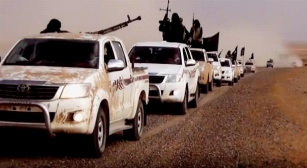 Terör örgütü IŞİD'in elindeki silahlar