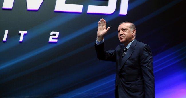Cumhurbaşkanı Erdoğan'dan stat müjdesi!