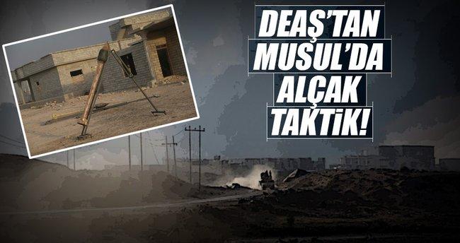 Terör örgütü DEAŞ kurtarılan köyleri bombalıyor!