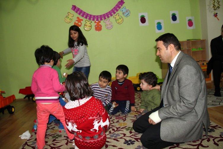 Said-i Nursi İmam Hatip Ortaokulu açıldı