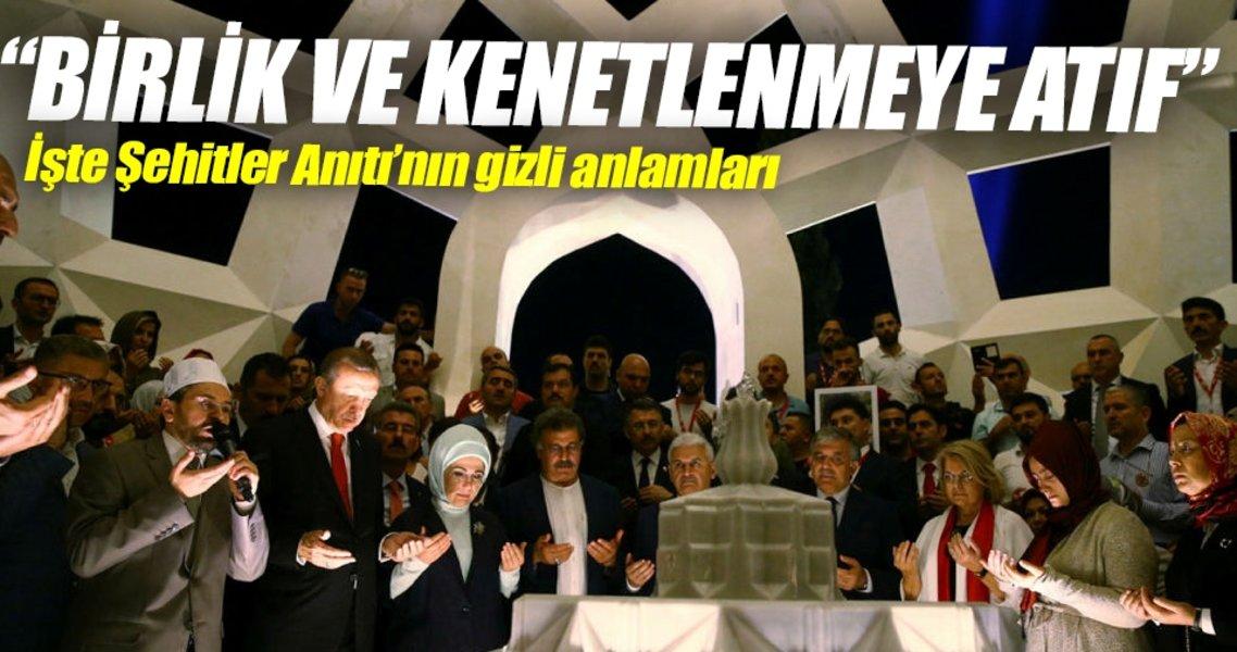 İşte Türkiye'nin 15 Temmuz Anıtları