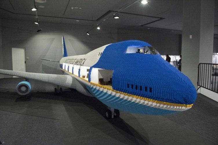 Dünyanın en büyük Lego sergisi