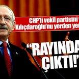 CHP'li vekil partisini ve Kılıçdaroğlu'nu yerden yere vurdu