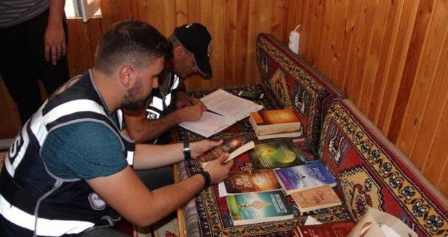 Kırklareli'ndeki FETÖ operasyonlarında 214 zanlı tutuklandı