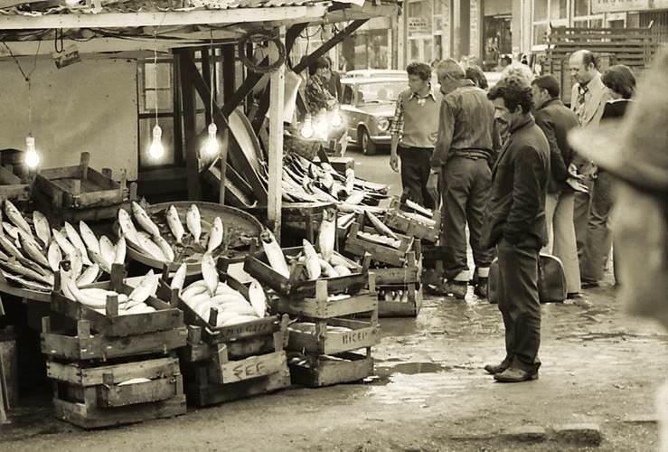 Boğaz'ın balıkla dolu olduğu yıllar