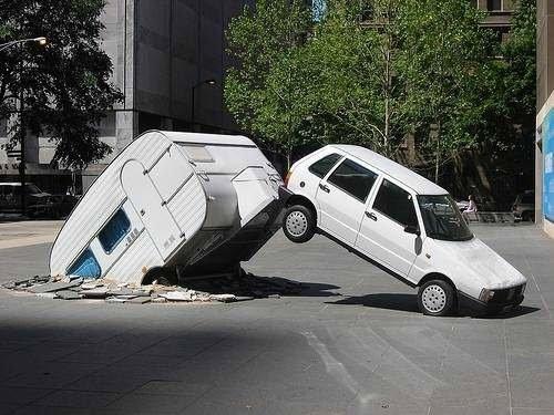 Dünyanın en acayip trafik kazaları