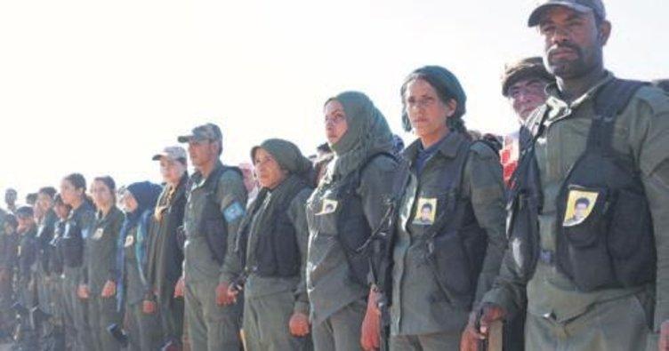 Suriyeliler: YPG milisleri Şam rejimi gibi