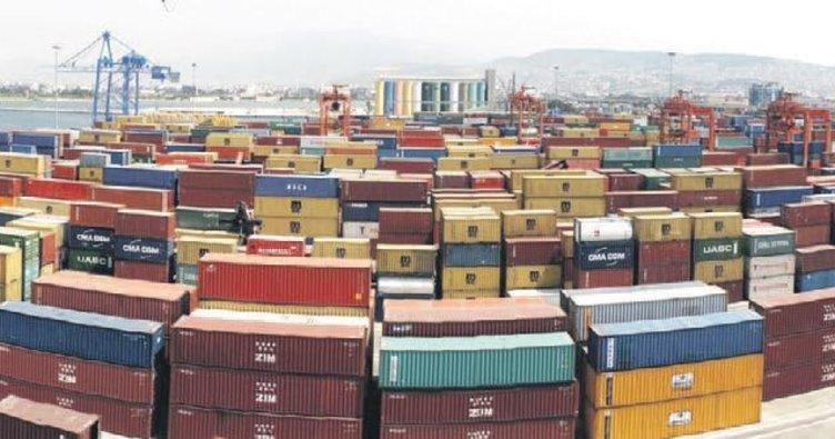 Navlundaki artış ihracatçıyı durduramadı