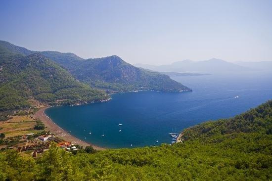 Türkiye'deki en güzel koylar