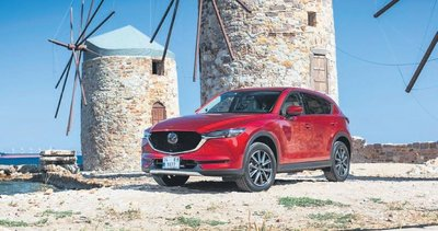 Mazda iki yeni modelle atağa geçti