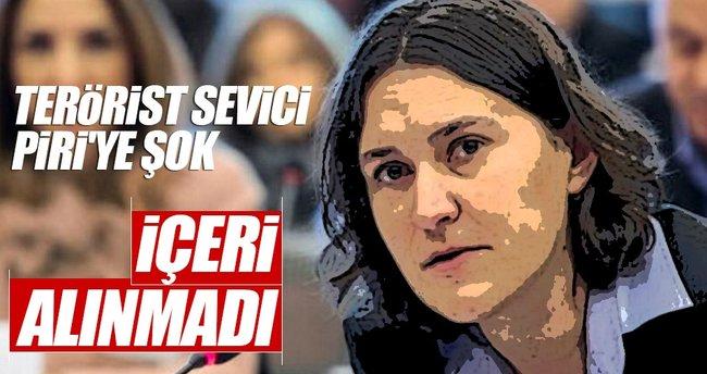 PKK sevici AP raportörü Kati Piri'ye şok