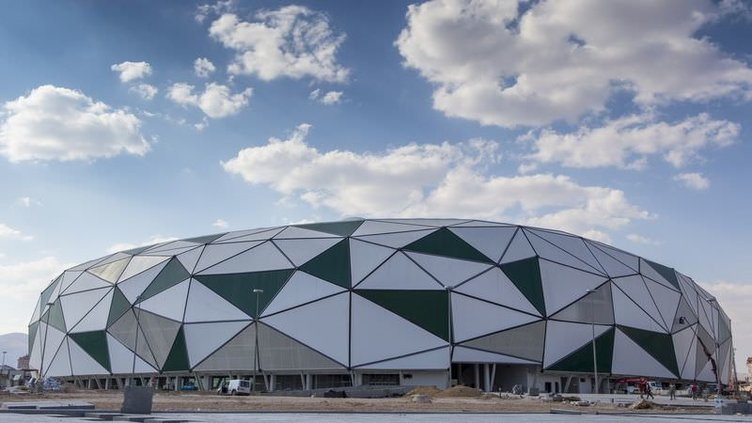 Yeni Konya Stadyumu tamamlandı