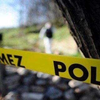 Samsun'da tarlada erkek cesedi bulundu