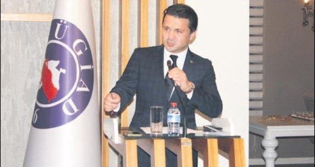 TÜGİAD Ankara'da yeni yönetim seçildi