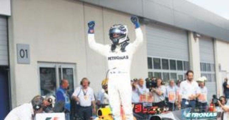 Avusturya GP'si Valtteri Bottas'ın