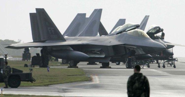 ABD, Suriye'nin kuzeyinde 7 askeri üs kurmuş!