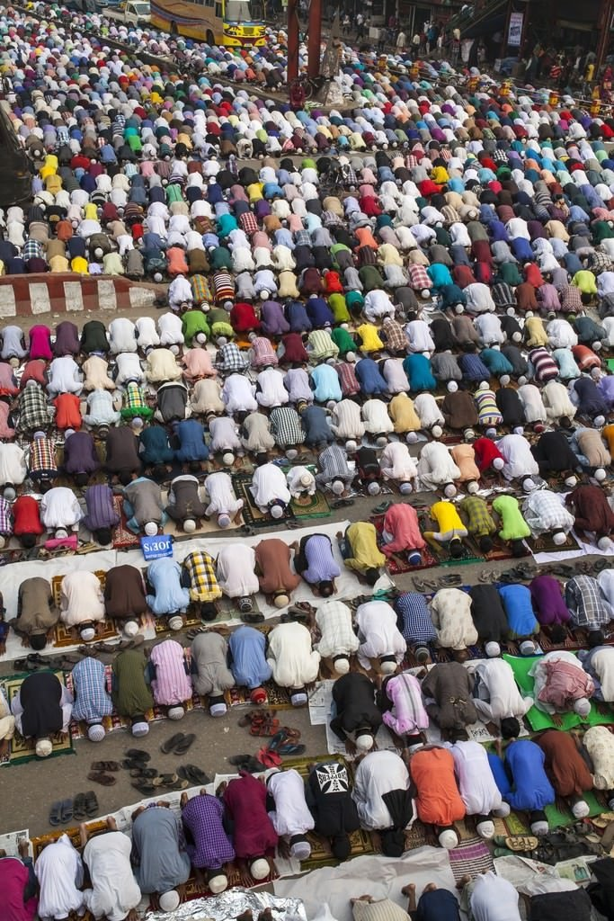 Bangladeş'te büyük Müslüman buluşması: Bishwa Ijtema
