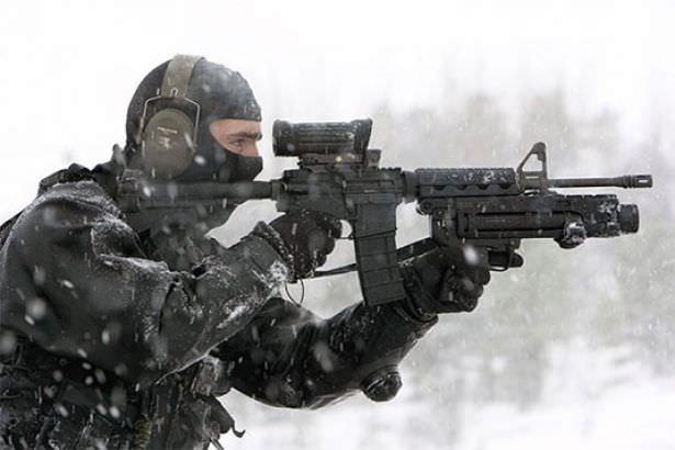 SAS'lar Cizre'de