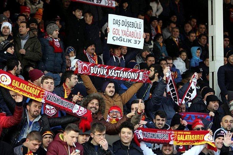 Kastamonuspor 1966 - Galatasaray