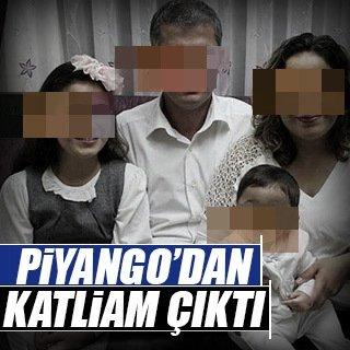Polis memuru cinnet getirdi: 'Piyango Katliamı'
