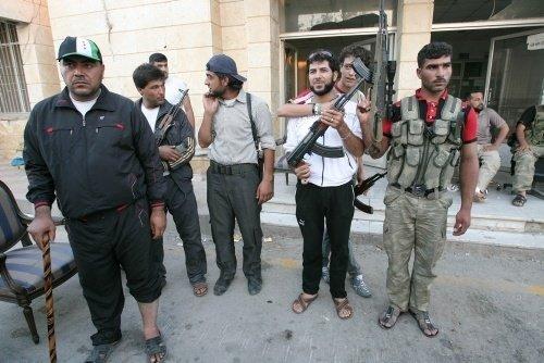 Ramazan'da Şam ve Halep savaş alanı