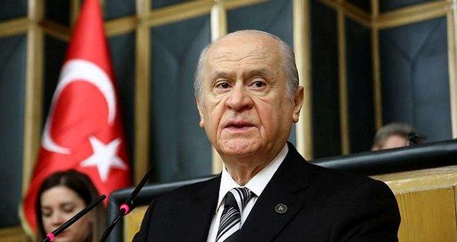 Bahçeli: Burası Türkiye; burada Türkiye Cumhuriyeti hukuku geçerlidir