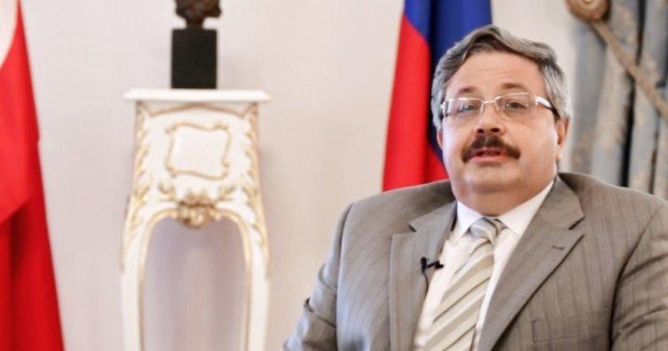 Rusya'nın yeni Ankara büyükelçisi belli oldu