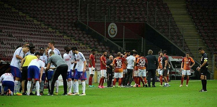 Diarra Galatasaray'da rezil olur
