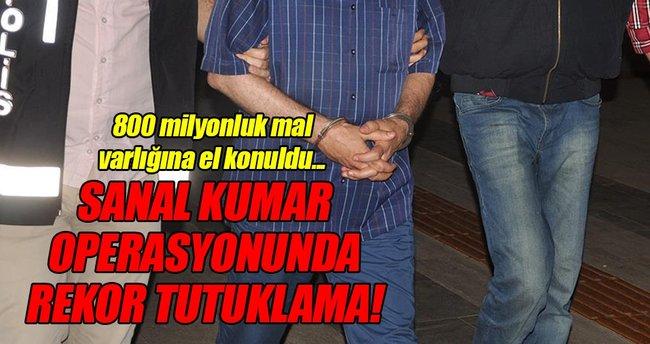 Sanal kumar operasyonunda 39 tutuklama!