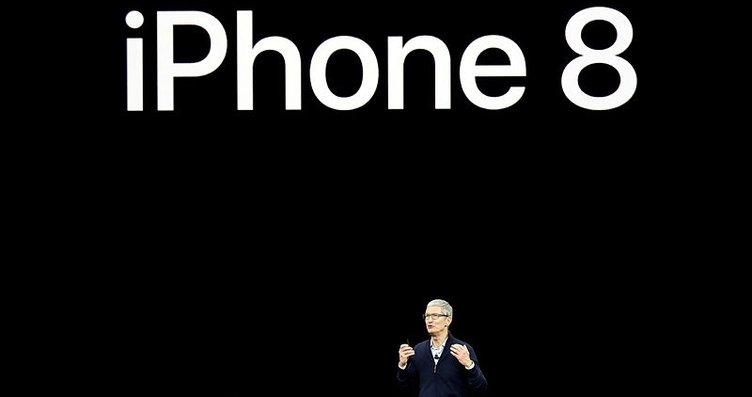 Dünyanın beklediği İphone 8 tanıtıldı! İphone 8 ne...