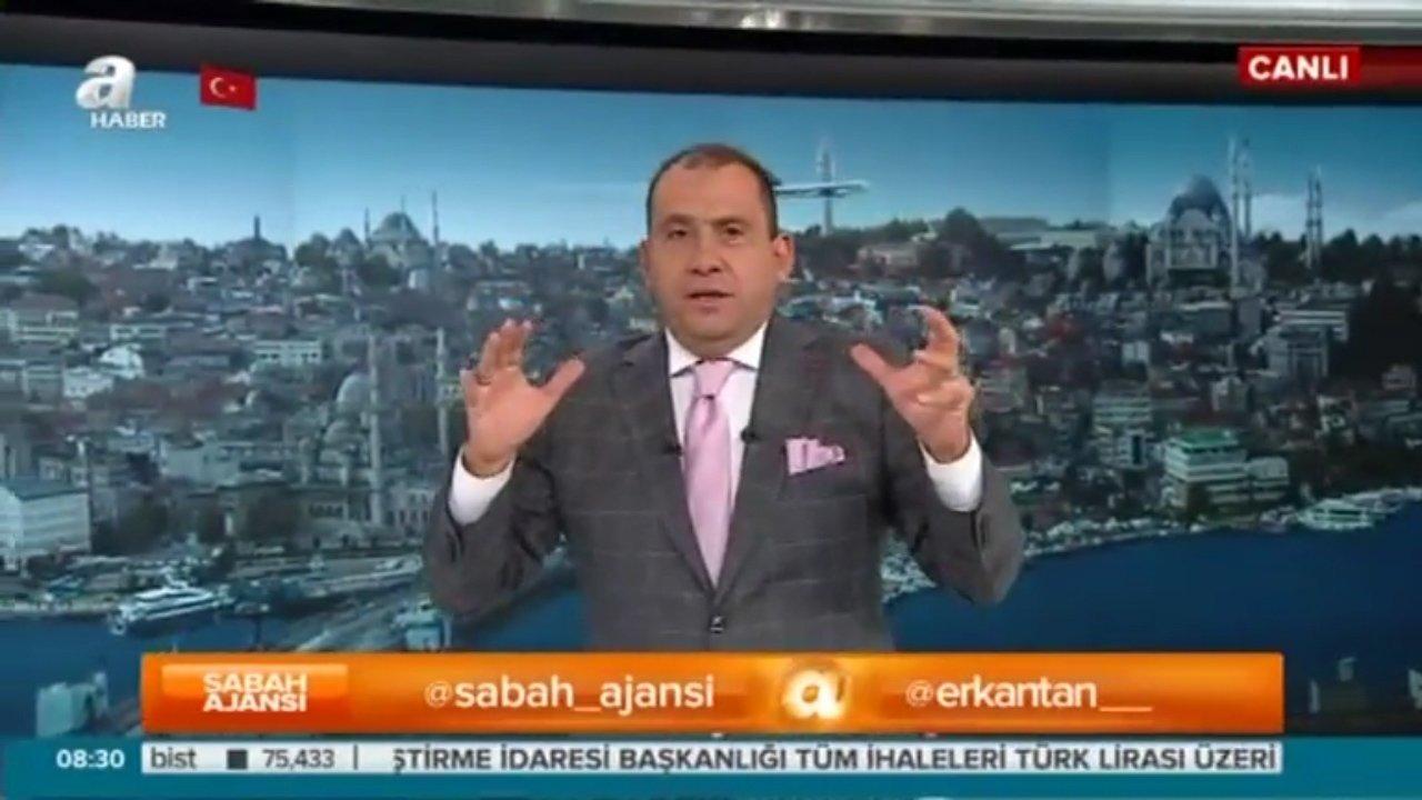 Erkan Tan'dan dev şirketlere döviz çağrısı