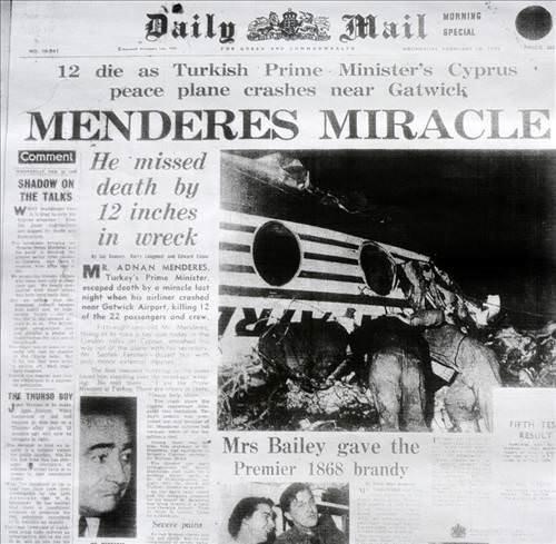Menderes 55 yıl önce bugün darbeciler tarafından asıldı