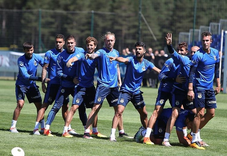 İşte Fenerbahçe'nin Monaco taktiği