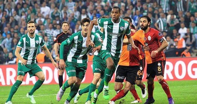 Galatasaray - Bursaspor maçı ne zaman saat kaçta hangi kanalda? (Canlı)