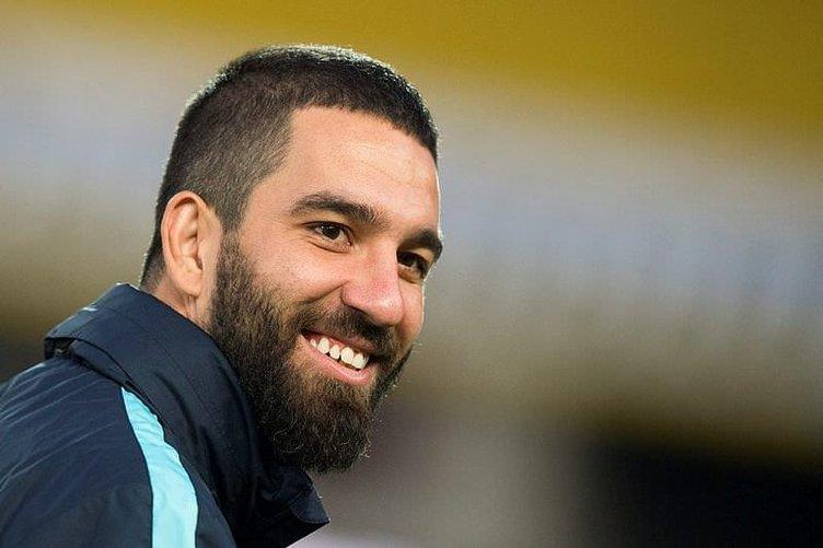 Arda Turan: Benim için gelmiş geçmiş en iyi futbolcu...