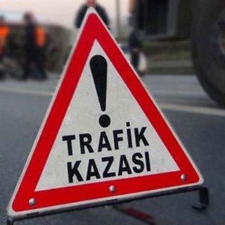 Kastamonu'da minibüs devrildi: 1 ölü, 1 yaralı