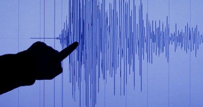 Bursa'da 3,7 büyüklüğünde deprem