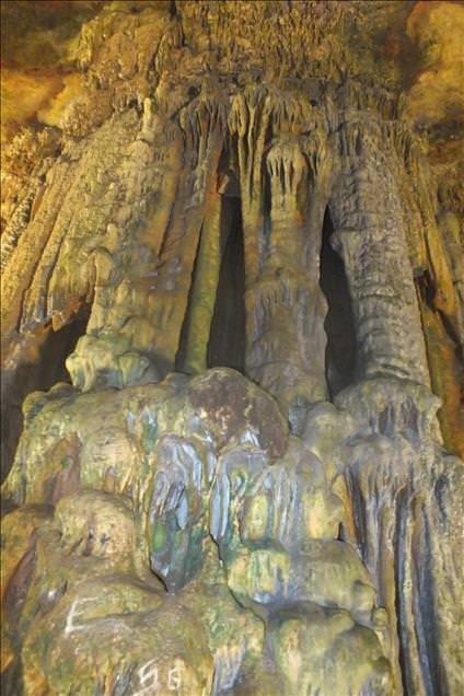 Astım Mağarası kışın da ilgi görüyor
