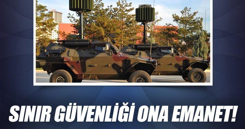 Sınır güvenliğimiz Serhat'a emanet!