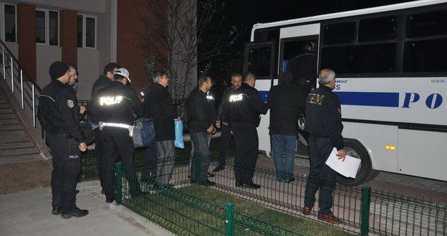 Bozüyük'te FETÖ Soruşturmasında 8 kişi tutuklandı!
