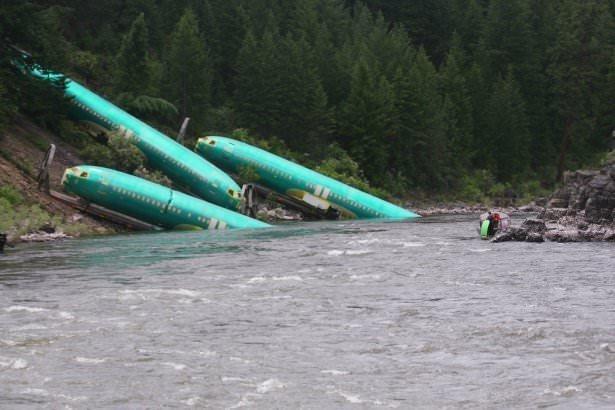 Boeing ağır yara aldı