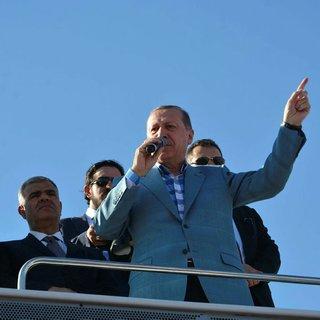 Cumhurbaşkanı Erdoğan: Kuzey Suriye'de bir devlet kurulmasına asla müsaade etmeyeceğiz